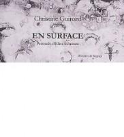 En surface, Christine Guinard