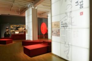 Samouraï, 1000 ans d'histoire du Japon, au musée d'Histoire de Nantes