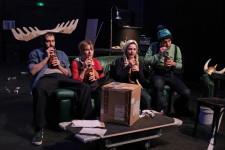 La chair du théâtre - Mettre en scène Perplexe de Marius von Mayenburg