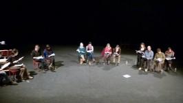 Les Lundis en Coulisse ou Lire le Théâtre, par Marie du Crest