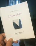 L'Hirondelle, Isabelle Alentour (par Philippe Leuckx)