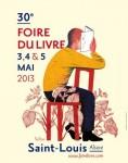 Foire du livre de Saint-Louis en Alsace - 30ème édition