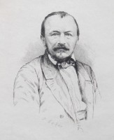 Gérard de Nerval, par Hans Limon