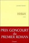 HHhH, Laurent Binet
