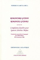 Romancero Gitano, Federico Garcia Lorca (traduit par Michel Host)