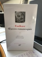 Œuvres romanesques, V, William Faulkner en La Pléiade