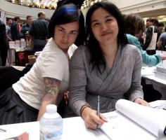 Jillian Tamaki et Mariko Tamaki