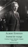 Journal de voyage, Albert Einstein (par Jean-François Mézil)