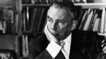 Der Februar Erich Kästner, 1955 (par Line Audin)