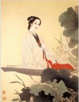 Li Qingzhao : la fleur de la mélancolie (par Véronique Saint-Aubin El Fakir)