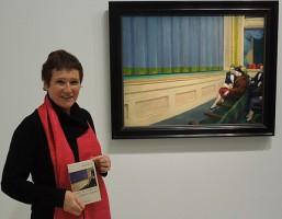 Entretien avec Karin Müller : la vie, la peinture, l'écriture et les arts