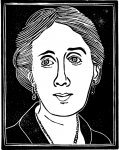 Virginia Woolf, by Loren Kantor