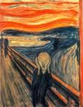 Le Cri - Hommage à Edvard Munch