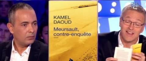Chez Laurent Ruquier, mais dans ma tête - Kamel Daoud
