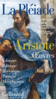Aristote, Œuvres en la Pléiade