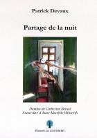 Partage de la nuit, Patrick Devaux (par François Baillon)