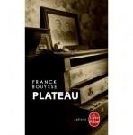 Plateau, Franck Bouysse (par Philippe Leuckx)