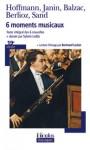 6 Moments Musicaux, Hoffmann et al.