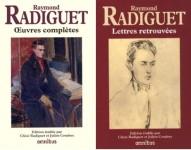 Oeuvres complètes et Lettres retrouvées, Raymond Radiguet