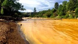 Rio amarillo - Histoire crépusculaire, par Patrick Abraham