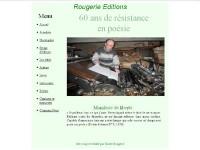 Quatre livres des Éditions Rougerie, 2014
