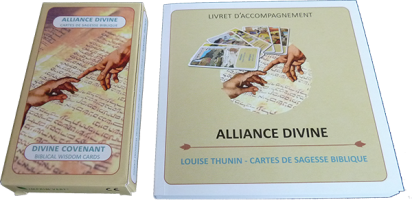 Alliance Divine, Louise Thunin