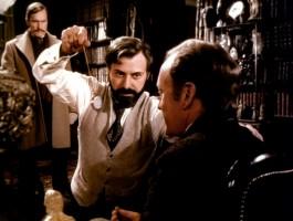 Chemins de lectures (8) - Holmes, Freud ...