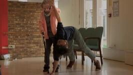 La vieille dame et le danseur, par Marie Larrey