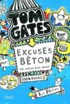 Tom Gates, tome 2, excuses béton, Liz Pichon