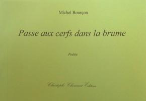 Passe aux cerfs dans la brume, Michel Bourçon (par Philippe Leuckx)