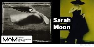 La photographe Sarah Moon au Musée d'Art Moderne de Paris (par Matthieu Gosztola)