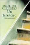 Un territoire, Angélique Villeneuve
