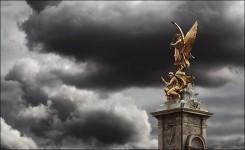 A hymn to finitude – on Wim Wenders' Der Himmel über Berlin